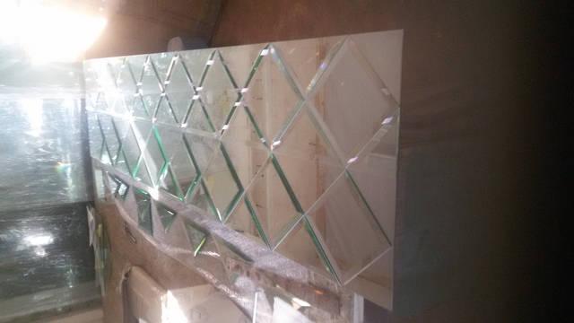 Заказ на панно из зеркальной плитки -1
