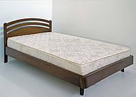 """Кровать в Чернигове деревянная односпальная """"Натали"""" kr.nt1.1"""