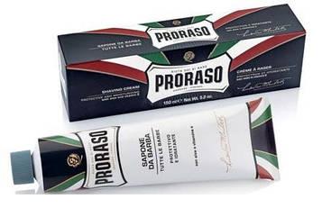 Крем после бритья для мужчин Proraso 150 мл, shave cream tube protect