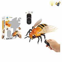 Пчела робот игрушка  с пультом для детей р/у 9923