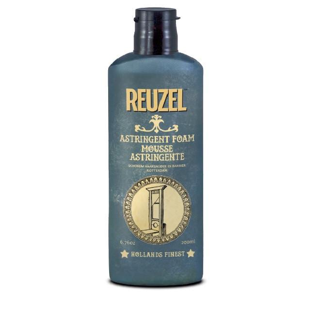 Пена после бритья для мужчин Reuzel 200 мл, astringent foam