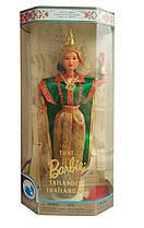 Коллекционная кукла Барби Тайская Куклы Мира Barbie Thai Dolls of the World Collection 1998 Mattel 18561