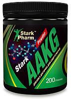 Аргинин Stark Pharm - ААKG Powder (200 грамм) (альфа-кетоглютарат)