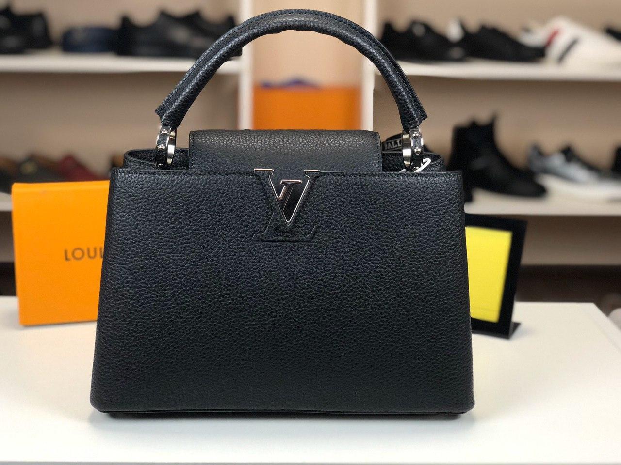Сумка Capucines PM Louis Vuitton (Луи Виттон Капуцин) арт. 03-13