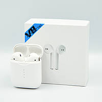 Беспроводные Bluetooth наушники HBQ V8 TWS Bluetooth 5.0 white