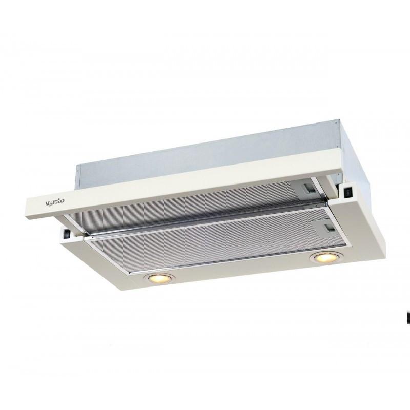 Вытяжка кухонная VENTOLUX GARDA 60 CREMA (750) SMD LED