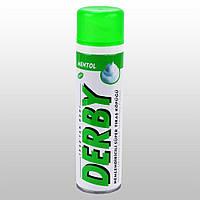 Пена для бритья Derby Shaving foam Menthol, 200 мл