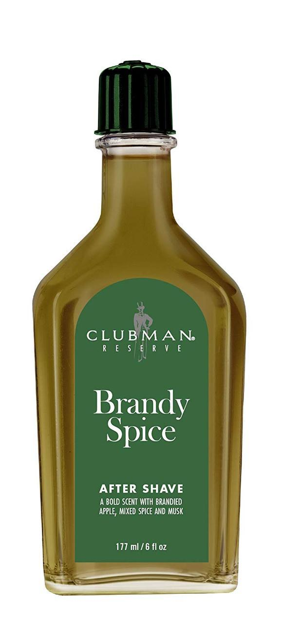 Лосьон после бритья Clubman Reserve Brandy Spice, 177 мл