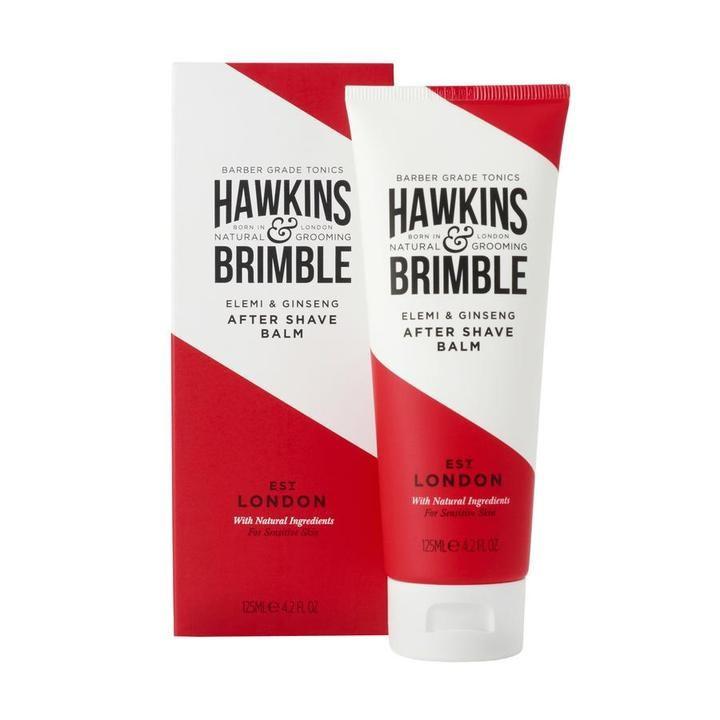 Крем-бальзам после бритья 125 мл,Hawkins & Brimble After Shave Balm