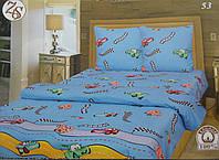 Детский комплект постельного белья в кроватку, Тирасполь,Тиротекс.