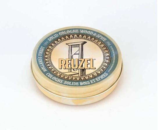 Парфюмированный бальзам после бритья 35 г, Reuzel Wood & Spice Cologne Balm