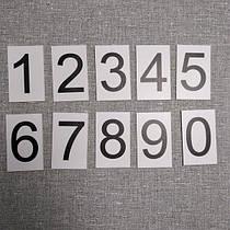 Набор цифр. Магнитные карточки