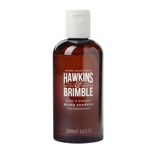 Шампунь для бороды с витаминами 250 мл, Hawkins & Brimble Beard Shampoo