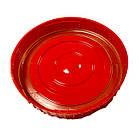 Бідон (бочка) харчовий пластиковий з прокладкою, 60л, Од, фото 2