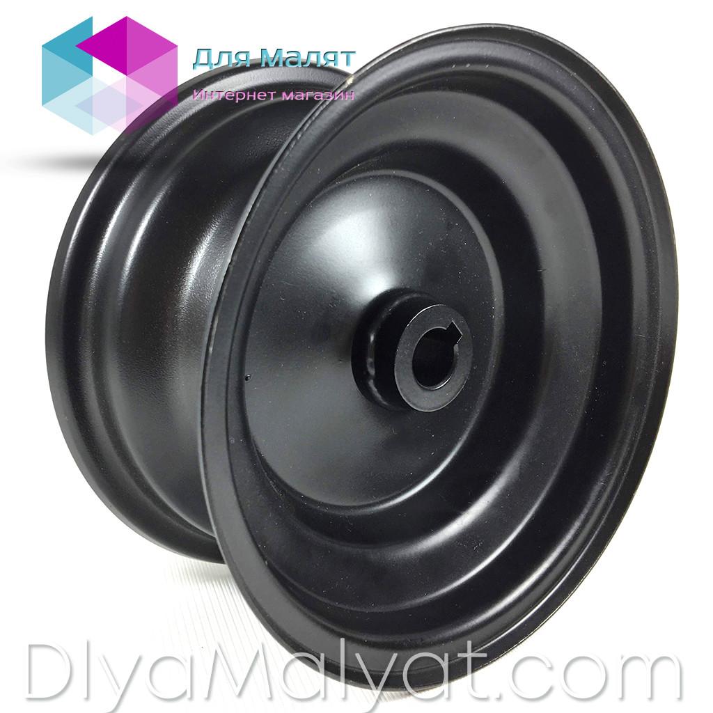 """Задний колесный диск 6"""" для детских электрических и бензиновых квадроциклов шины 13x5.00-6"""