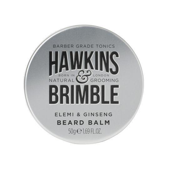 Кондиционирующий бальзам для бороды,50 мл, Hawkins & Brimble Beard Balm