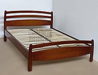 """Кровать в Белой Церкви деревянная односпальная """"Елена"""" kr.el1.1, фото 1"""