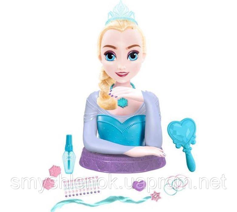 Эльза Большая Голова манекен для причесывания и макияжа