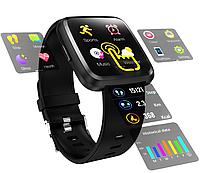 Умные Наручные часы 2019 Smart Watch Y7P Водонепроницаемые
