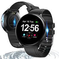Смарт-часы, фитнес-трекер, пульсометр, тонометр, шагомер, Smart Band B12