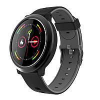 Наручные Смарт-часы с шагомером Под iOs и Android Smart Watch B18 Grey