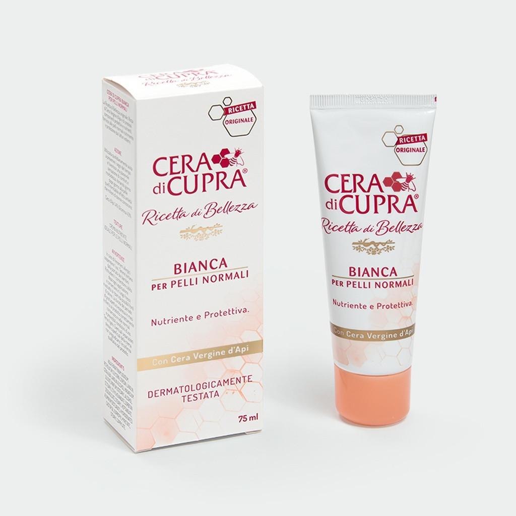 Крем для лица интенсивный питательный Cera di Cupra для нормальной кожи BIANCA 75 мл