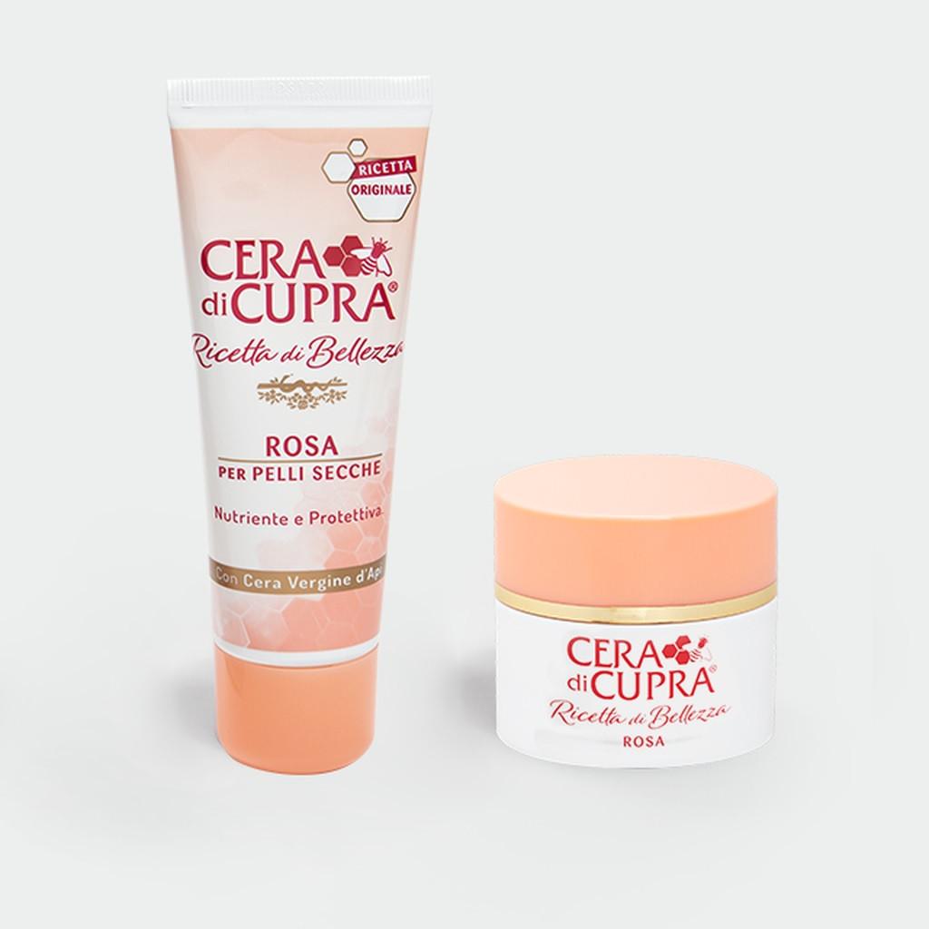 Крем для лица интенсивный питательный Cera di Cupra для сухой кожи Rosa 100 мл