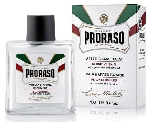 Мужской бальзам после бритья для кожи Proraso 100 мл,after shave balm sensitiv