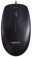 Мышь Logitech Mouse M90 серая