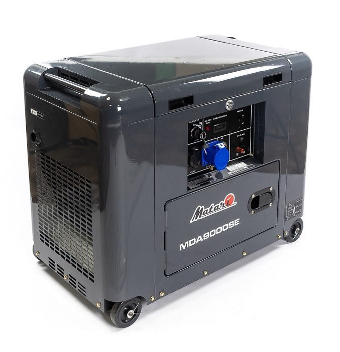 Генератор дизельный Matari MDA9000SE (7 кВт)