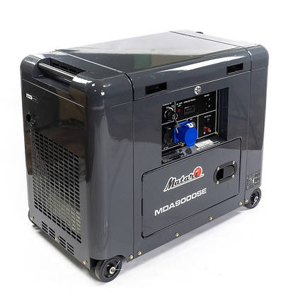 Генератор дизельный Matari MDA9000SE (7 кВт), фото 2