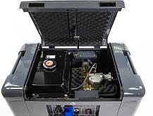 Генератор дизельный Matari MDA9000SE (7 кВт), фото 3
