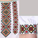"""Женская вышитая блуза """"Александра"""" №5, 44, фото 3"""
