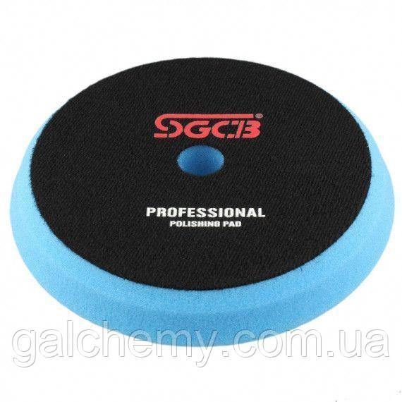 Круг полірувальний напівтвердий синій 150x180 mm SGGA051, SGCB