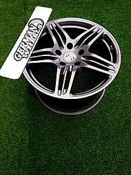 Оригинальные кованые диски R19 Porsche Carrera 911