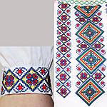 """Женская вышитая блуза """"Александра"""" №6, 44, фото 3"""