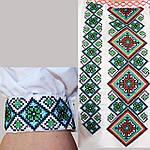 """Женская вышитая блуза """"Александра"""" №7, 44, фото 3"""
