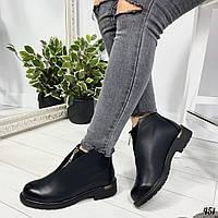 Ботинки женские черные ZareS 451, фото 1