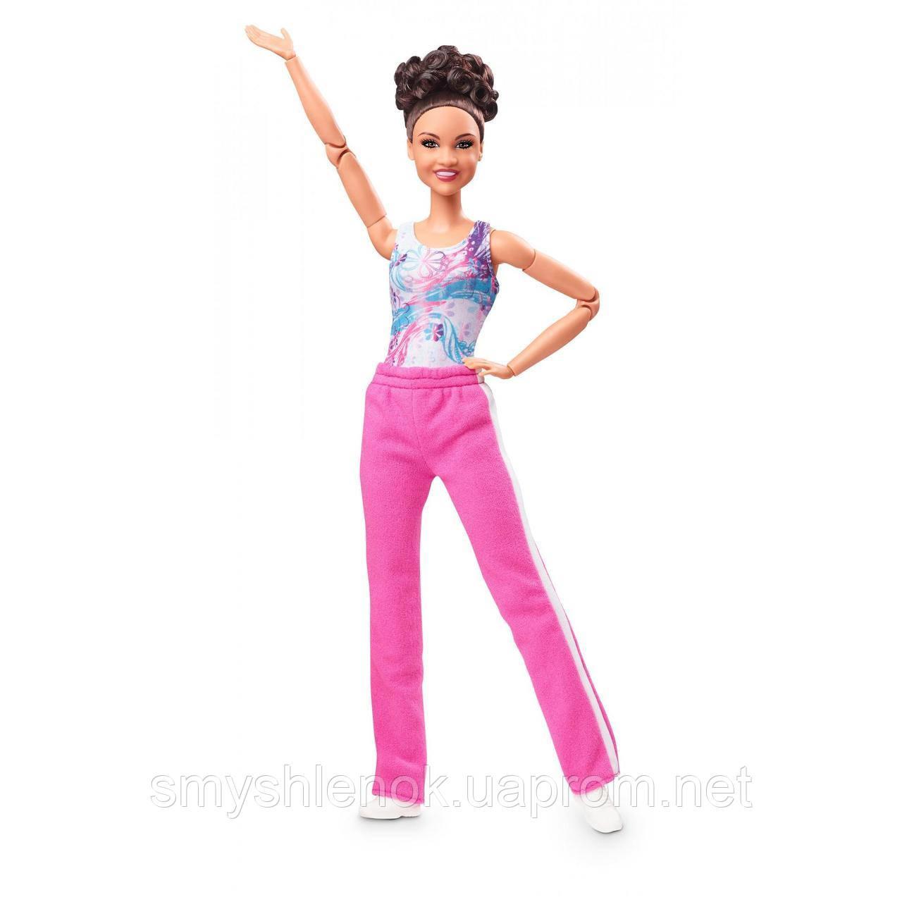 Коллекционная кукла Барби гимнастка Лори Эрнандес