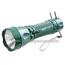 Фонарь YAJIA(фонарь ручной аккумуляторный) 0928, 1LED