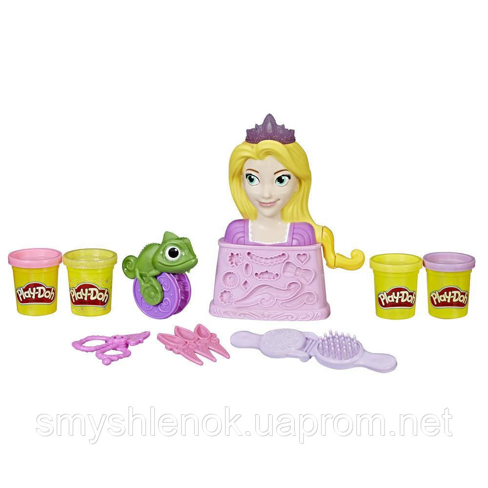 Play-Doh Салон причесок Рапунцель Роял Салон