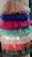 Детская юбка пачка из фатина от производителя . Рост 98-116