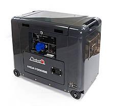 Генератор дизельний Matari MDA7000SE-ATS (5кВт), фото 2