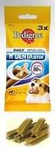 Лакомство для собак Pedigree Denta Stix жевательные палочки косточки, 77 г