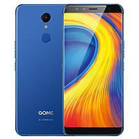 Смартфоны Gome u7 Blue (Синий) 2SIM 4/64Гб Helio P25 NFC 5,99' 13/16Мп IMX258 + Бампер