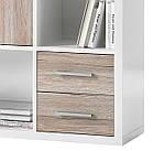 Книжный шкаф из массива дерева 020, фото 2
