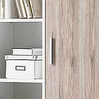 Книжный шкаф из массива дерева 020, фото 3