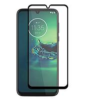 Защитное стекло LUX для Motorola Moto G8 Plus (XT2019) Full Сover черный 0,3 мм в упаковке
