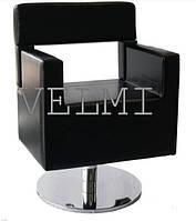 Кресло клиента Karl VM820, на гидравлике хром