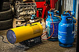Тепловая пушка газовая Master Climate Solutions BLP 27 M, фото 3